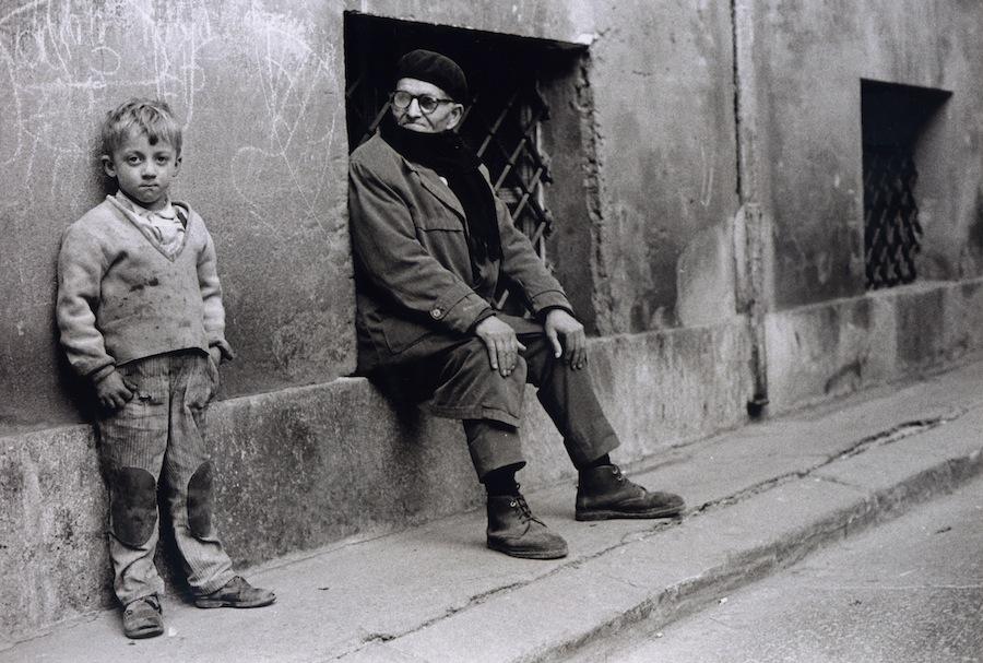 """""""Principio y fin"""" (1968) Foto: Joaquín Collado."""