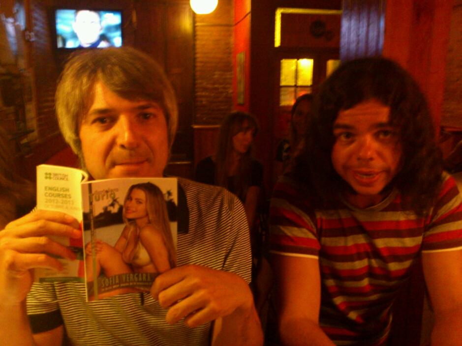 Rafa GS y GoGorostiza (The Shuffle Club)