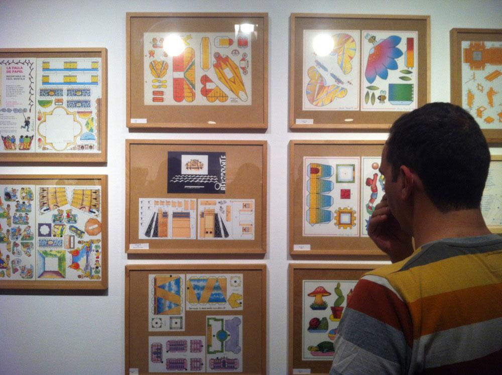 Exposición sobre El Persa