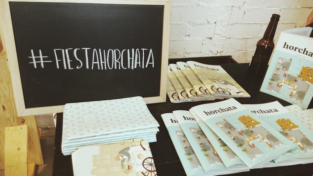 Horchata Magazine.