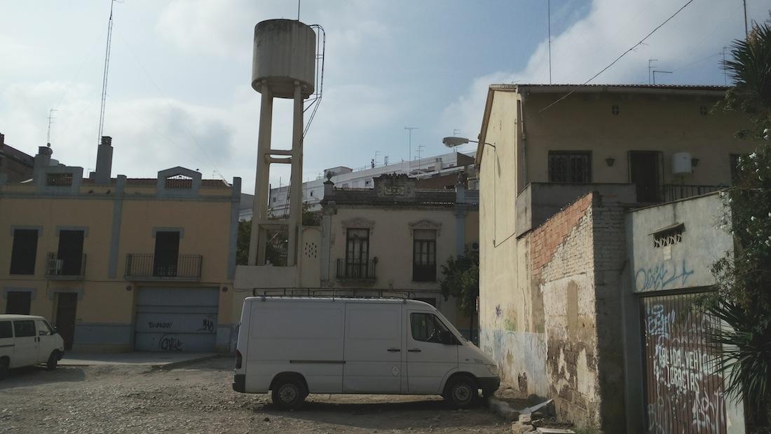 Deposito barrio Aguja