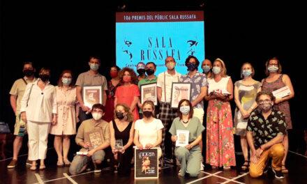 Estos son los ganadores de los Premios del Público de Sala Russafa