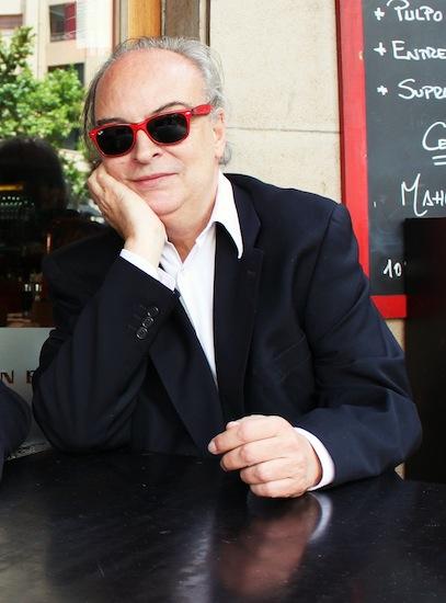 Enrique Vila-Matas. Foto: Elena Blanco.