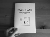 """""""Solo es ficción"""" de Pau Valls"""
