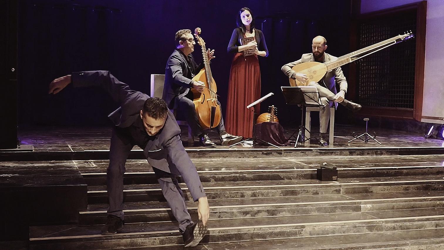 La melancolía que une la música del siglo XVI con la danza contemporánea