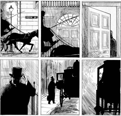 Alan-Moore-Eddie-Campbell-From-Hell-panels