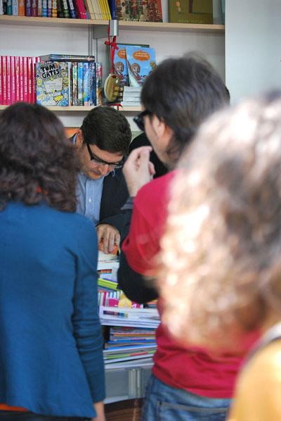 Fira del Llibre 2013. Foto: Diego Obiol