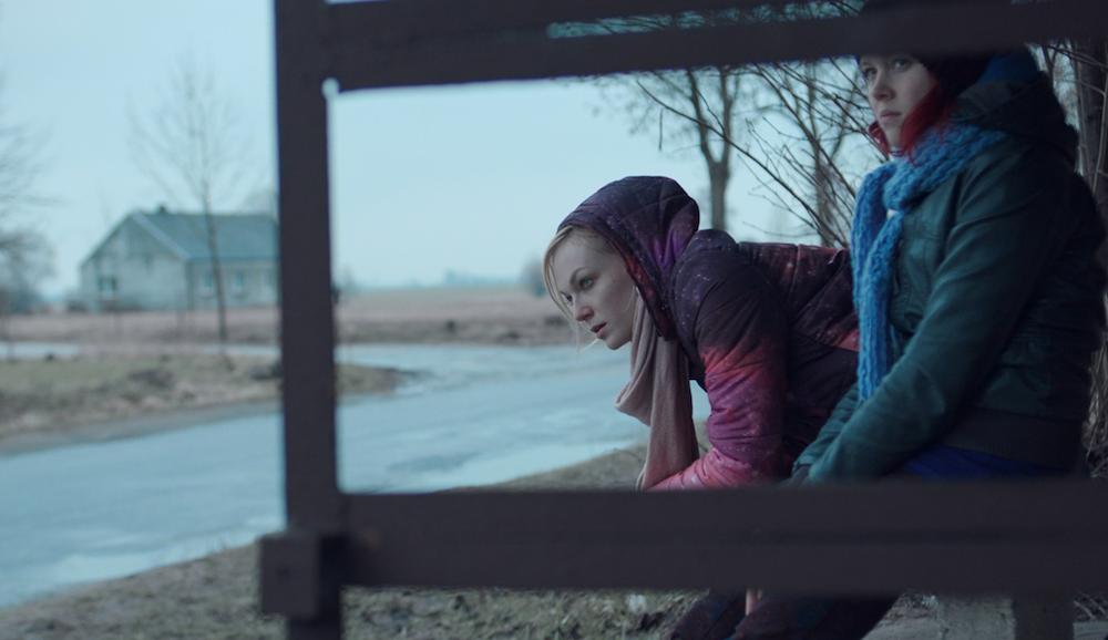 Ameryka (Aleksandra Terpinska, 2015).
