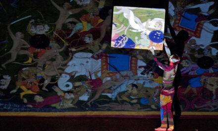 Coreografiando la vida de Andrei Rublev