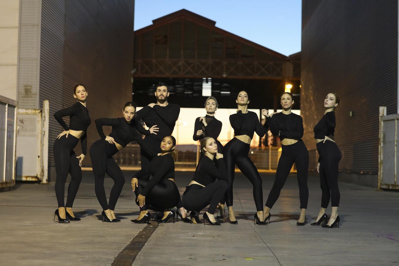 Heels dance, bailar música urbana sobre tacones altos