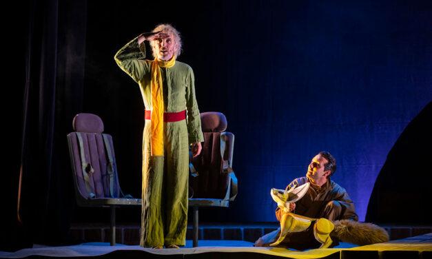 Shuarma pone música a la vida de Antoine de Saint-Exupéry