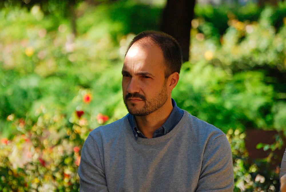 Enrique Casp. Foto: Diego Obiol