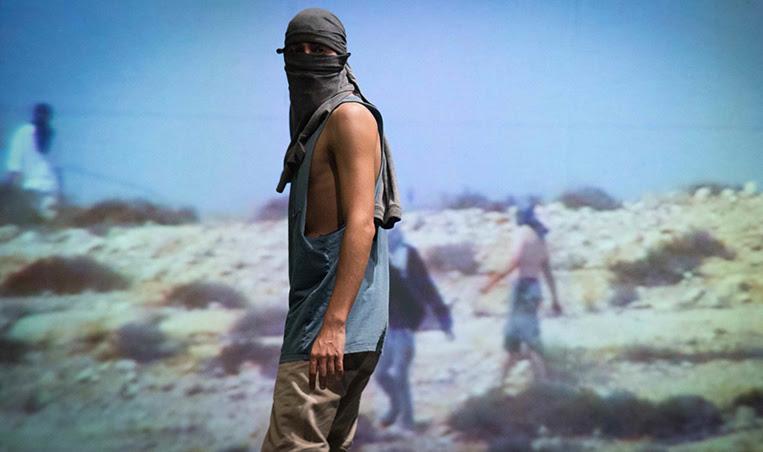 """""""Archive"""", la danza que documenta la violencia en Cisjordania desde dentro"""