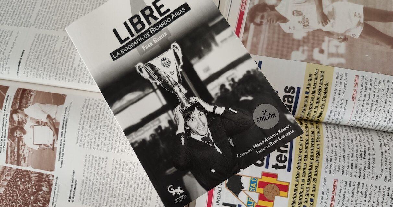 Ricardo Arias, futbolista del Valencia y nieto de Teodora