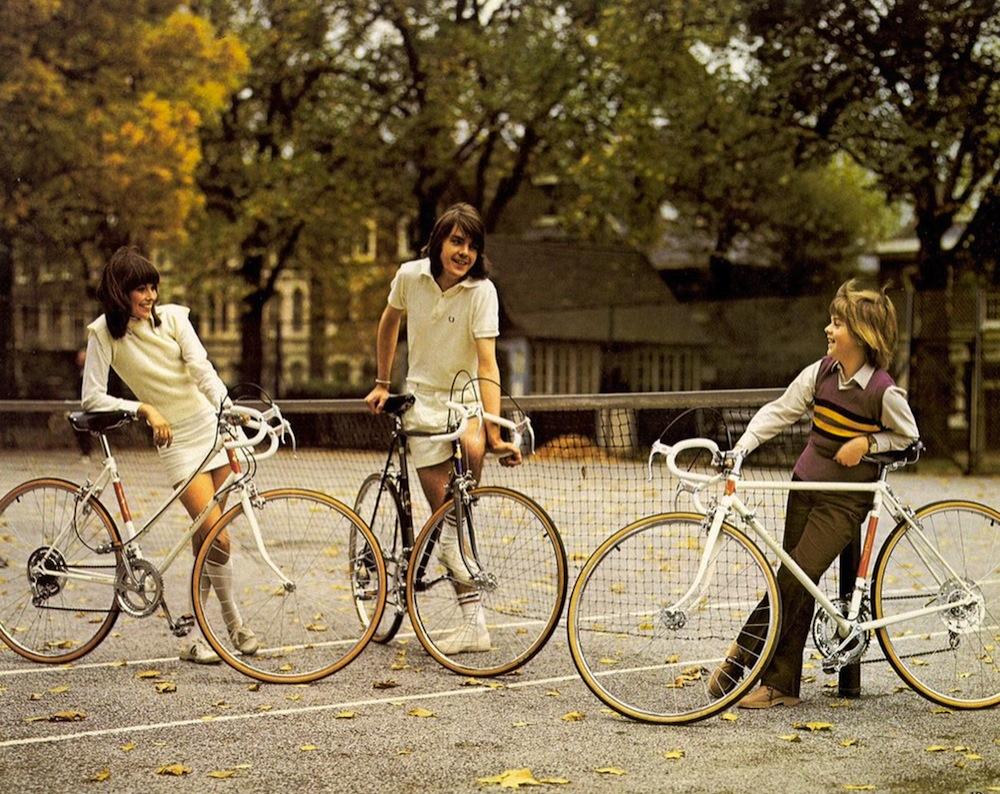 Música para ir en bicicleta – Verlanga