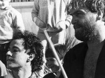 Joan Raga y Álvaro Báguena. 1984.