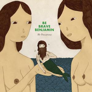 Be Brave Benjamin disco