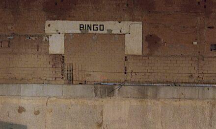#vistoenlacalle: Bingo mudo