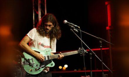 Borja Catanesi, el mejor músico callejero es valenciano