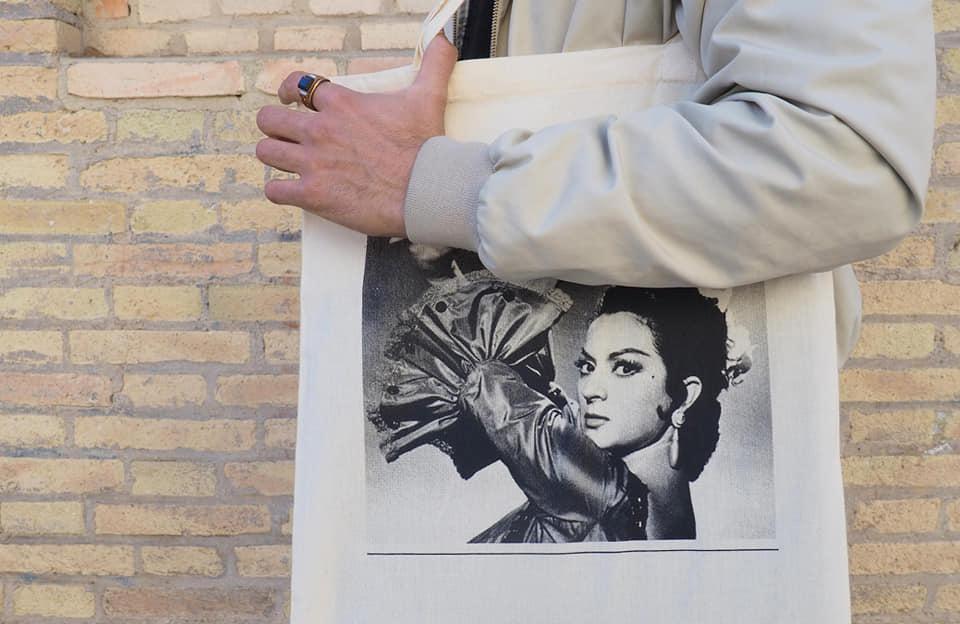 Bossa Nova, las tote bags con arte