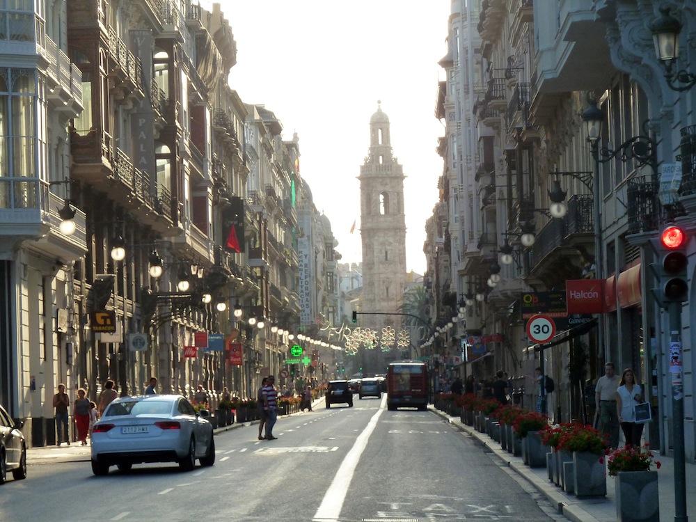 Renombrando el callejero de Valencia