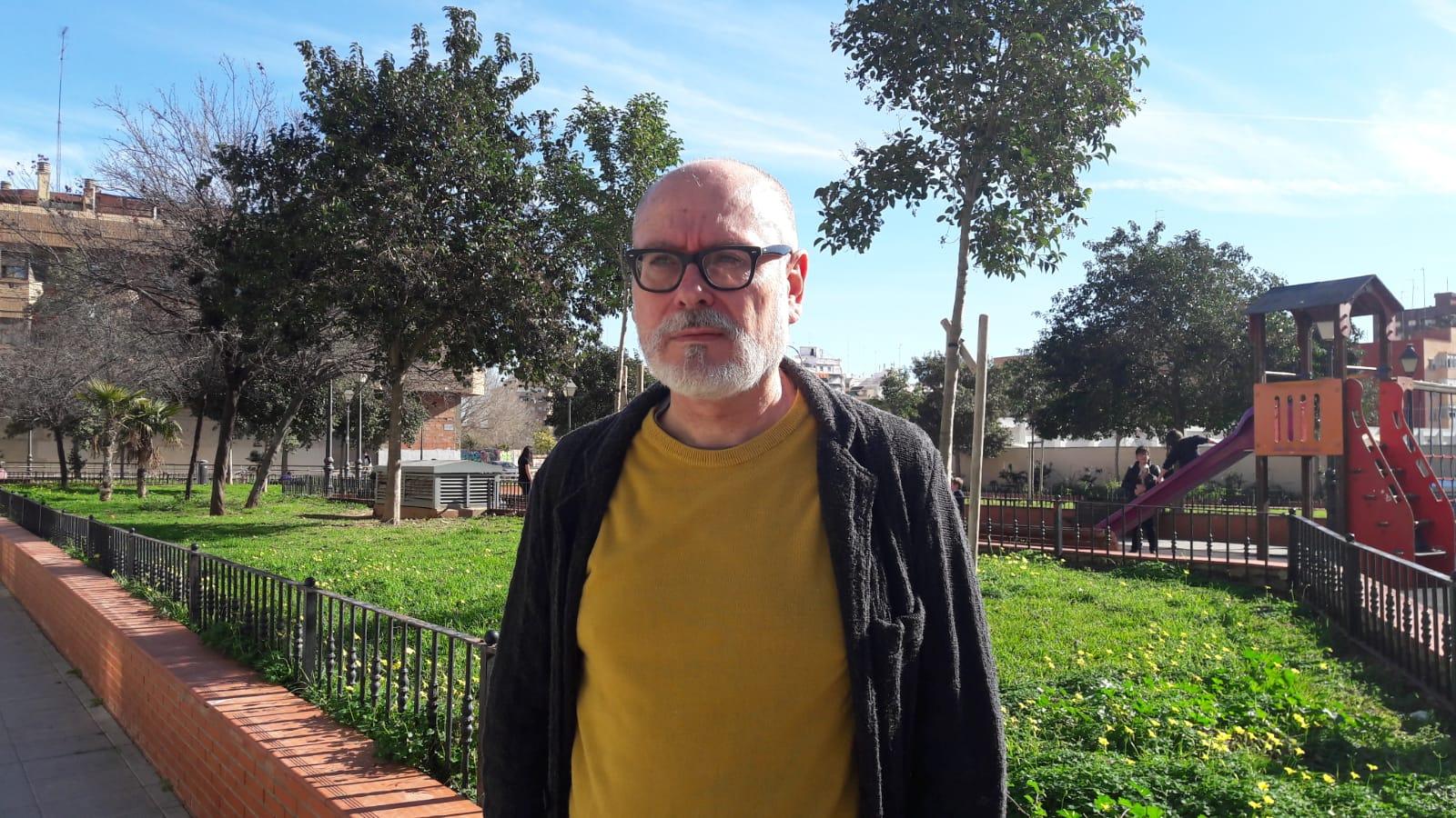 Rafael Camarasa, un soplo en el corazón