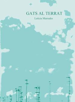 Portada Gats al terrat - Leticia Marrades