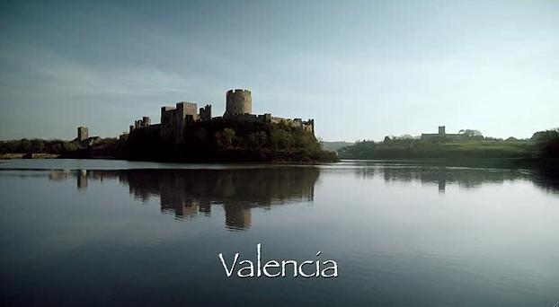 Valencia - Galavant