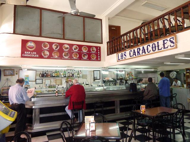 Bar Los caracoles