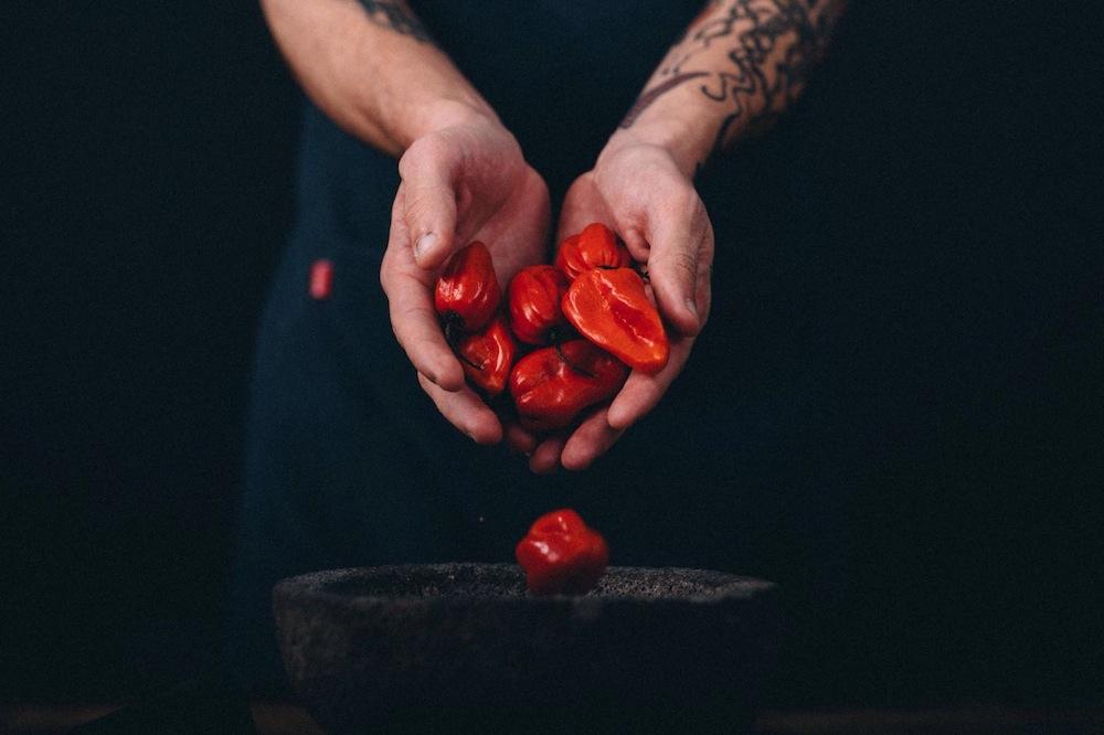 Chiles Hermanos salsas artesanales picantes