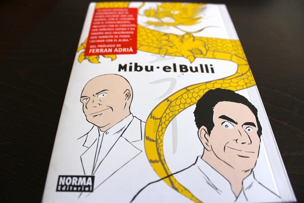 Ferran Adrià enamorado del Mibu