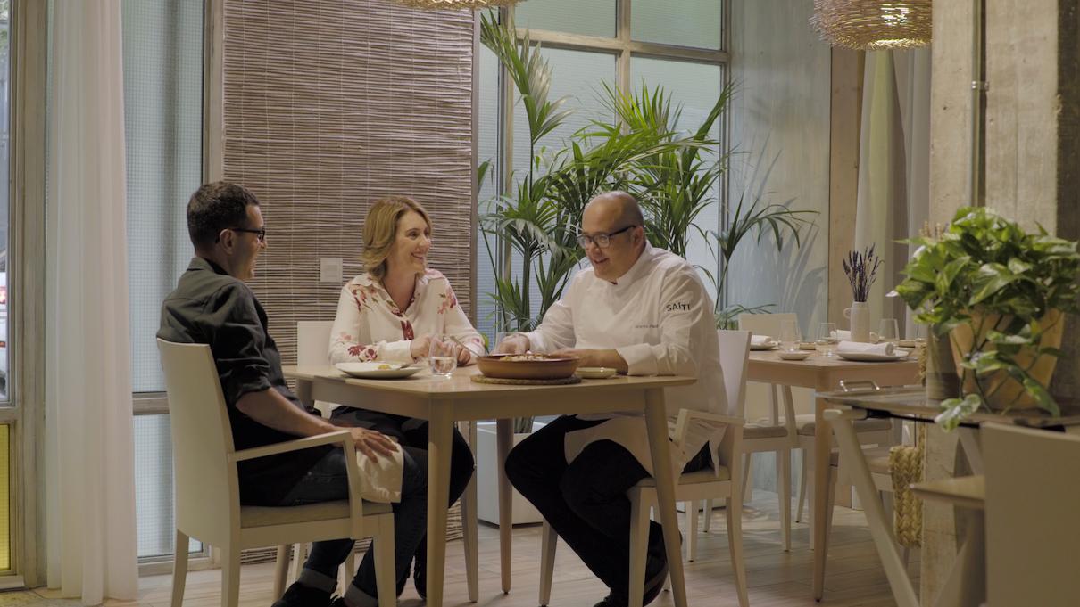 """""""Cuineres i cuiners"""", televisión al dente"""