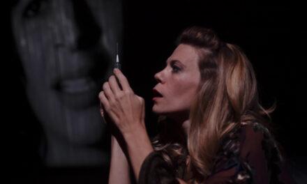 Rebeca Valls, pasión por el teatro