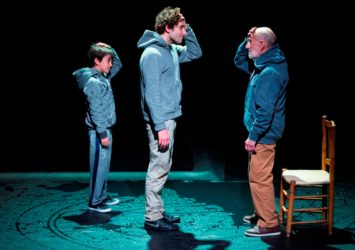 """""""El fill que vull tindre"""", una ola inmensa de teatro"""