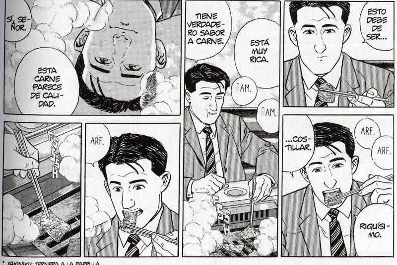 El Gourmet solitario Masayuki Kusumi Jiro Taniguchi Astiberri (1)
