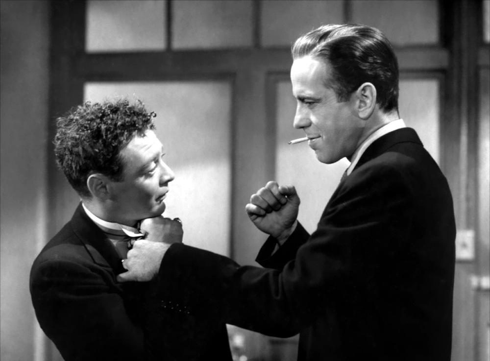 """""""El halcón maltés"""" (John Huston, 1941)"""