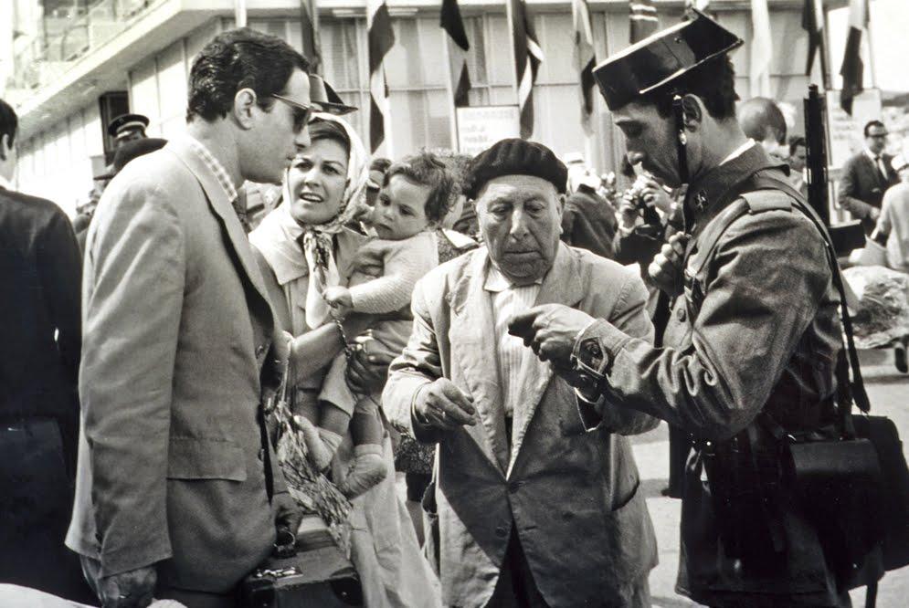 """""""El verdugo"""" (Luis García Berlanga, 1963)."""