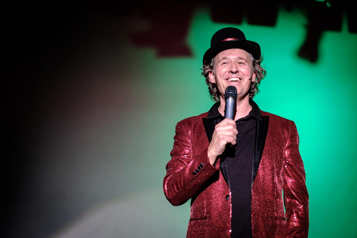 Marcel Tomàs: De profesión, comediante