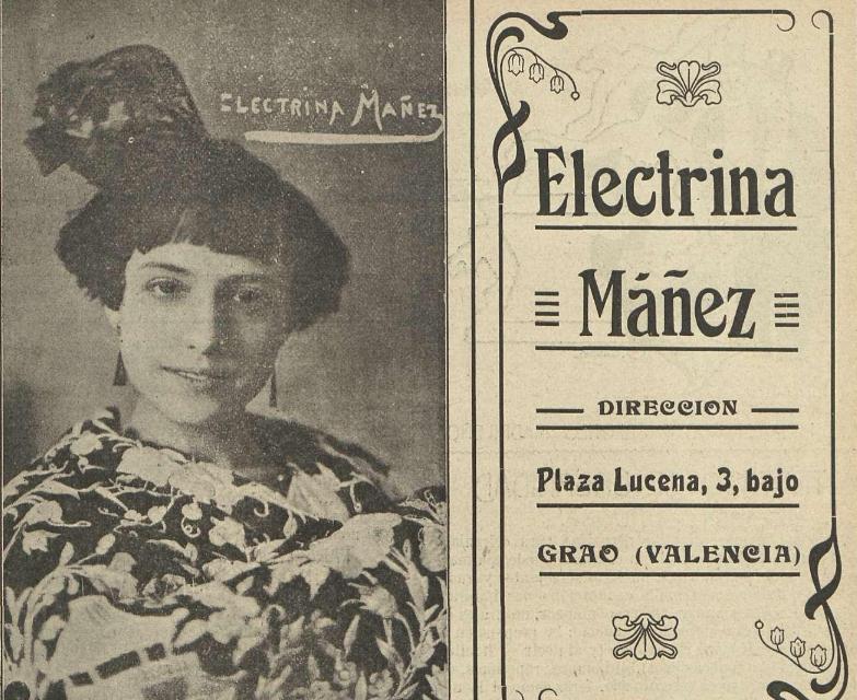 Electrina Máñez, un Me Too valenciano en los años 20