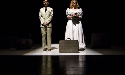 """Els nuvis"", teatro para celebrar la vida"