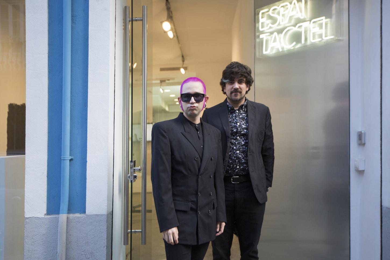 Un vermut con Ismael Chappaz y Juanma Menero