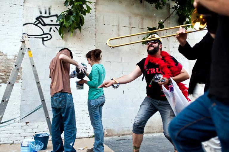 FAP, tres días de calle y arte