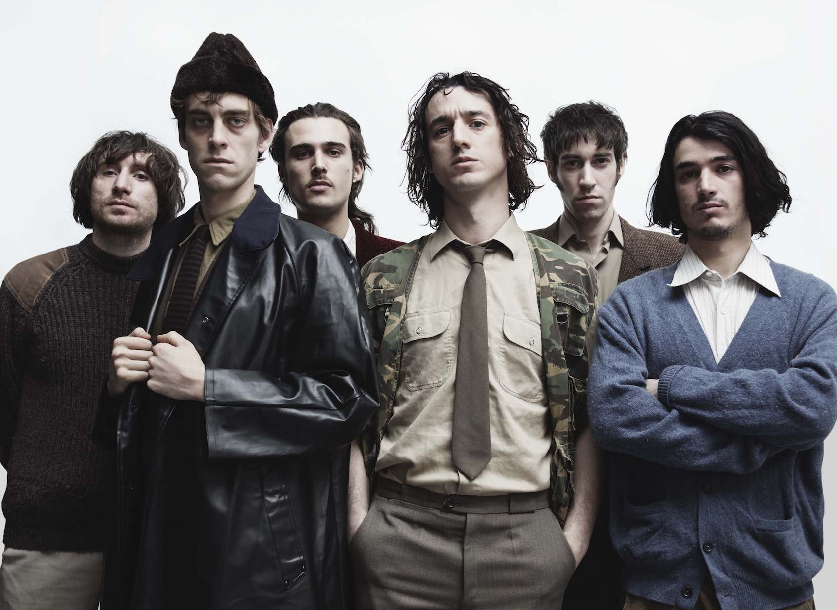 Los discos favoritos de Lias Saoudi (Fat White Family)
