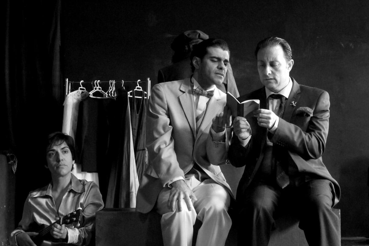 """""""José Antonio y Federico"""", cuando Primo de Rivera y Lorca se veían a escondidas"""
