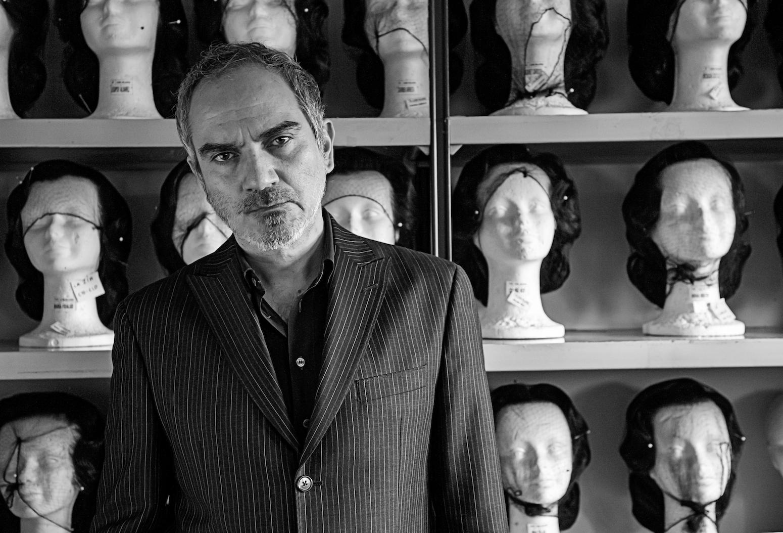 Fernando Alfaro, el hombre (in)tranquilo