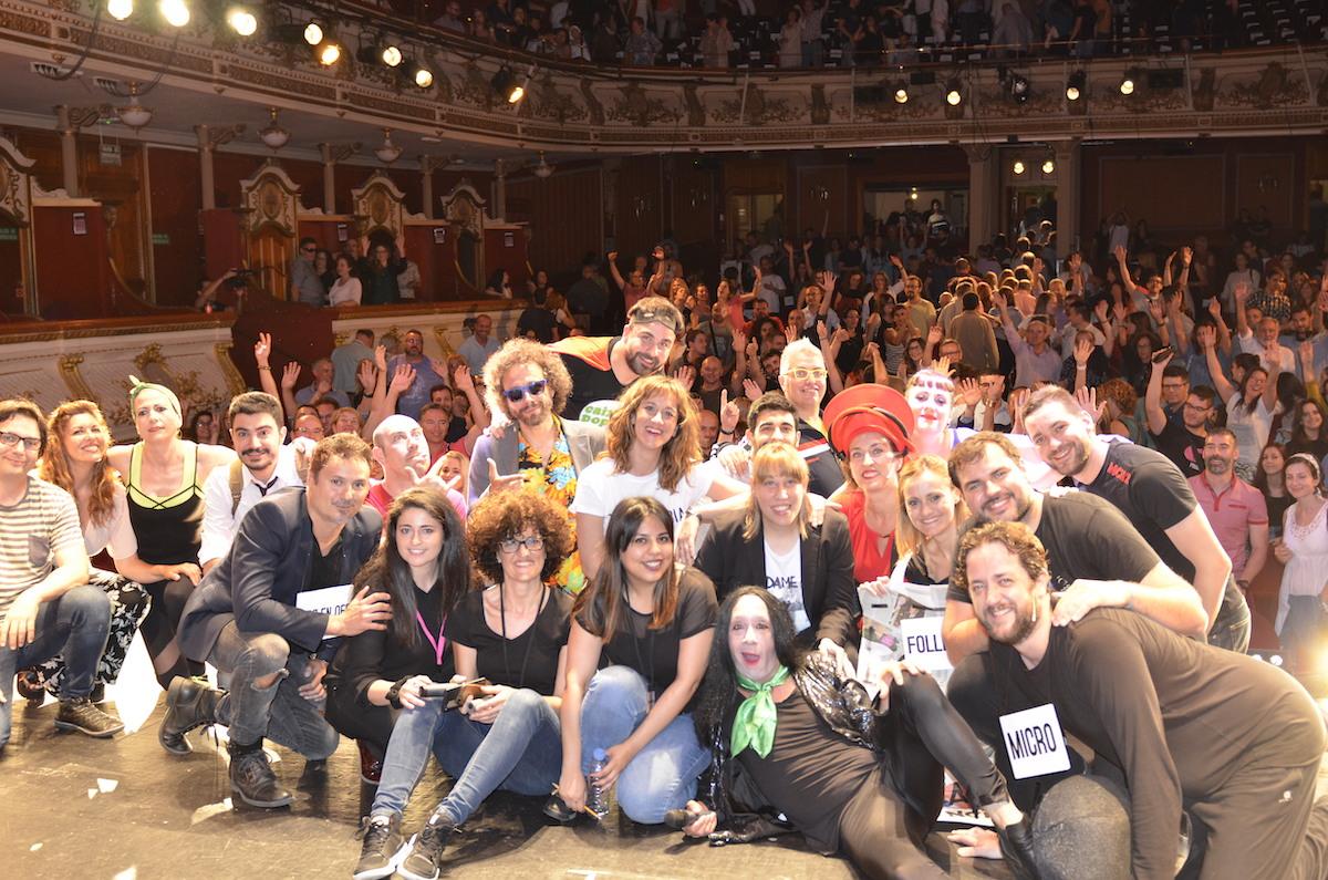 Zoom: Gala de Humor del Circuito Café Teatro