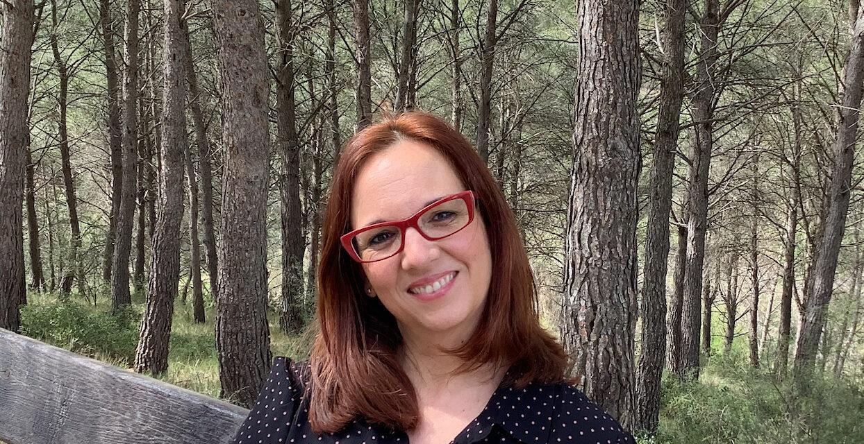 Somos lo que leemos: Marta Salvador Vélez