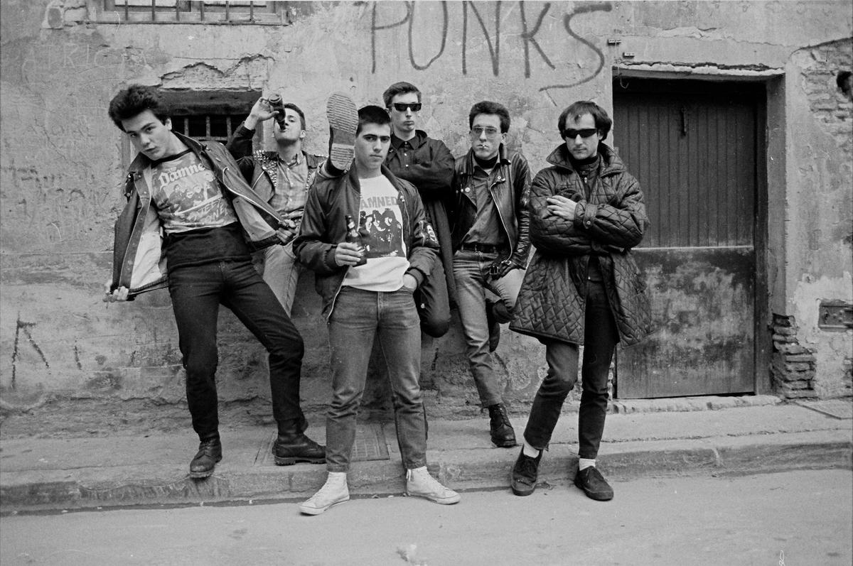"""""""Miles de muchachos"""", cuando València fue punk"""