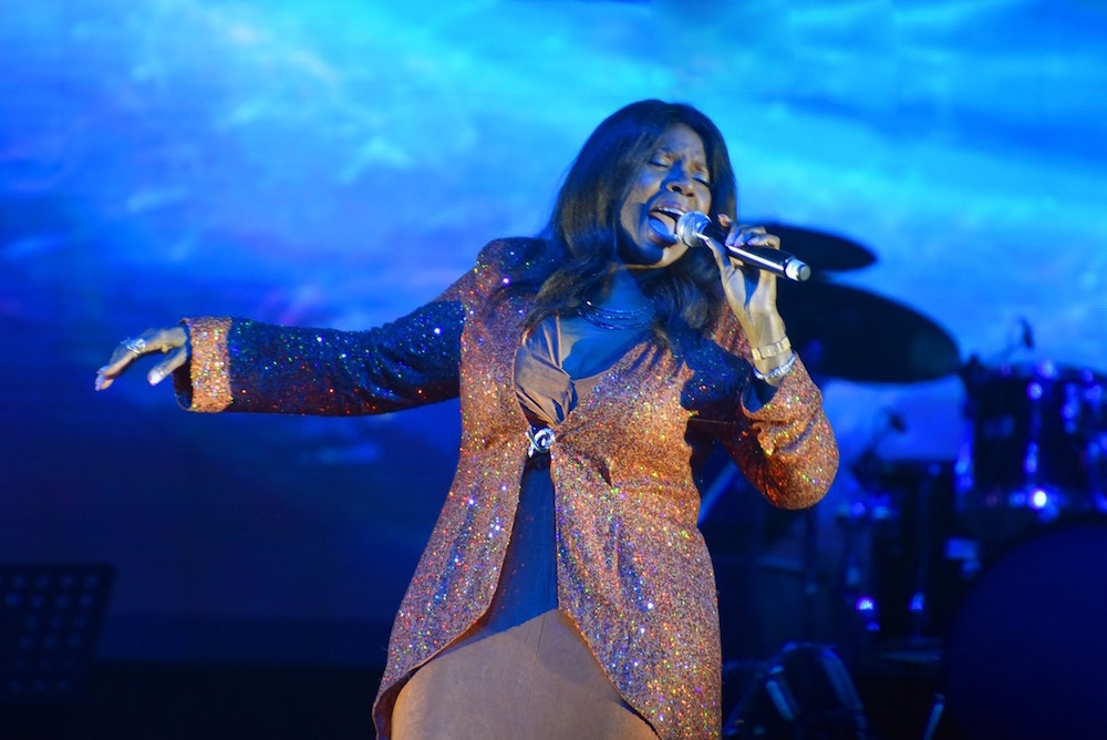Gloria Gaynor en 5 canciones elegidas por ella misma
