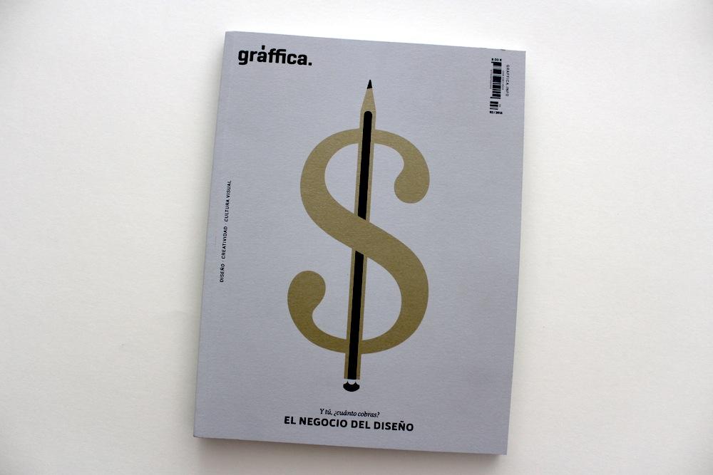 Gràffica, la revista que documenta el diseño